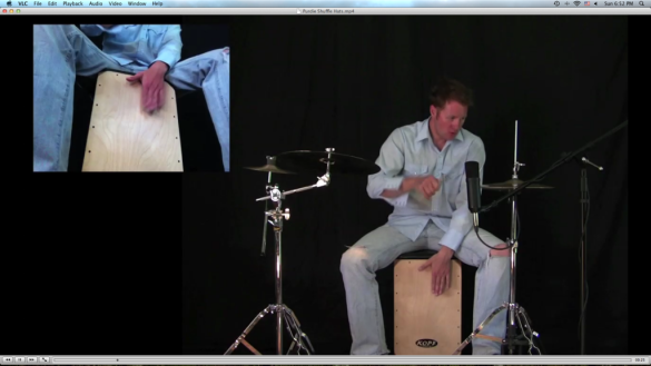 Hybridize: 5 things to use with your cajon