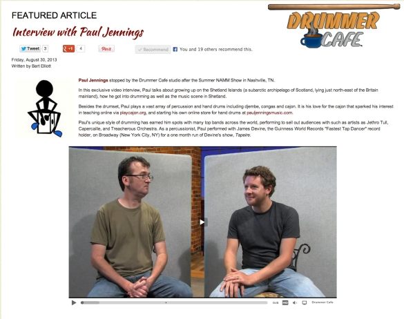 DC interview